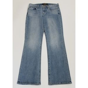 NEW Lucky Brand Jeans Sweet Boot Light Wash